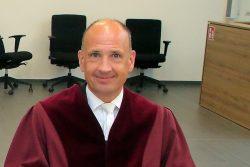 Bundesstaatsanwalt Bodo Vogler vertritt die Anklage. Foto: Peter Schulze