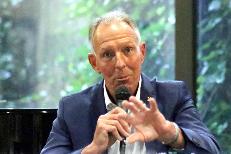 Jens Lehmann (CDU), aktuell der Bundestagsabgeordnete in Leipizg Nord mit dem Direktmandat. Foto: LZ