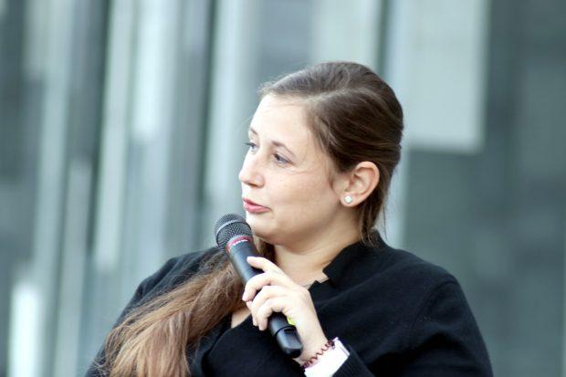 Jessica Heller, möchte für die CDU den Südwahlkreis zurückholen. Foto: LZ