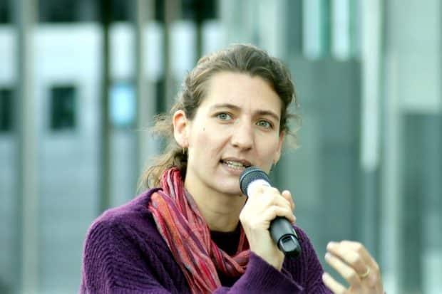 Nadja Sthamer (SPD). Foto: LZ