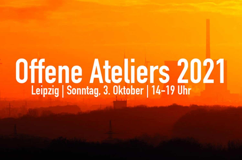 Offene Ateliers Leipzig 2021. Foto: Ars Avanti e.V.