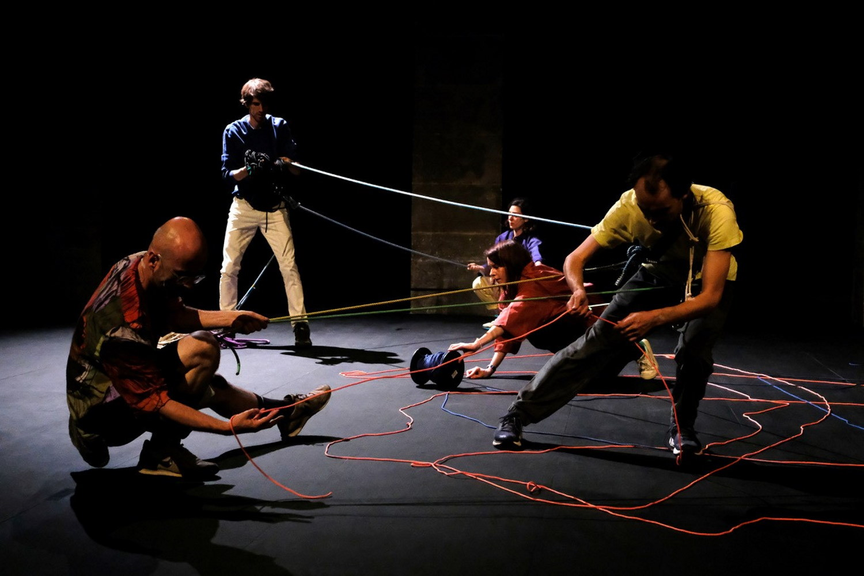 Forces of Nature. Foto: Schauspiel Leipzig / Alix Boillot