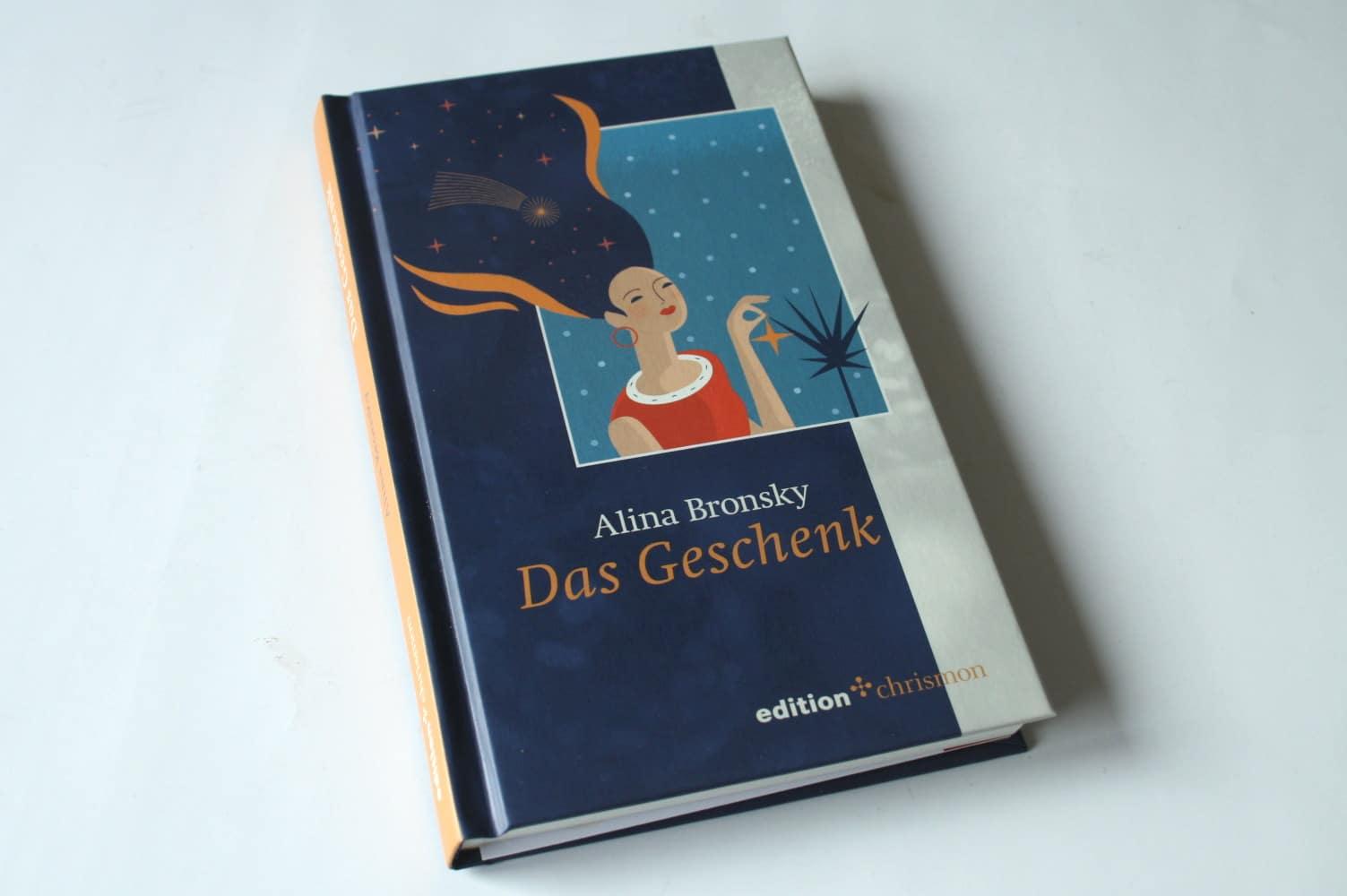Alina Bronsky: Das Geschenk. Foto: Ralf Julke