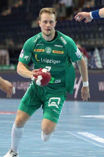 Luca Witzke soll beim SC DHfK in die Fußstapfen von Philipp Weber treten. Foto: Jan Kaefer