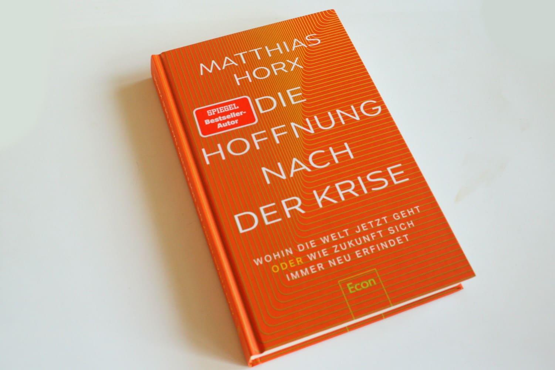 Matthias Horx: Die Hoffnung nach der Krise. Foto: Ralf Julke