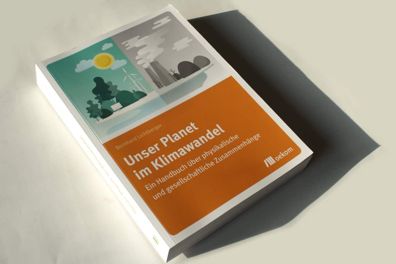 Bernhard Lichtberger: Unser Planet im Klimawandel. Foto: Ralf Julke