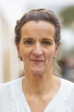 Sylvia Köppen, pflegerische Leitung der COVID-Intensivstation am UKL und Organisatorin des Intensivpflegetages. Foto: UKL/Stefan Straube