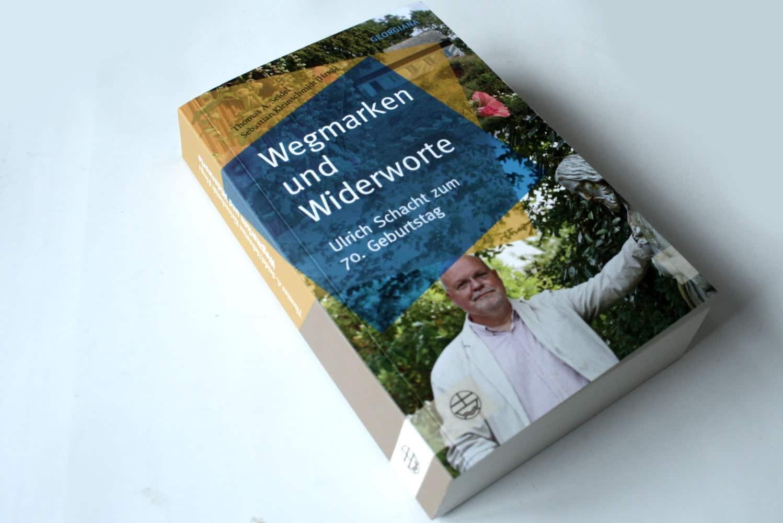 Thomas A. Seidel, Sebastian Kleinschmidt (Hrsg.): Wegmarken und Widerworte. Foto: Ralf Julke