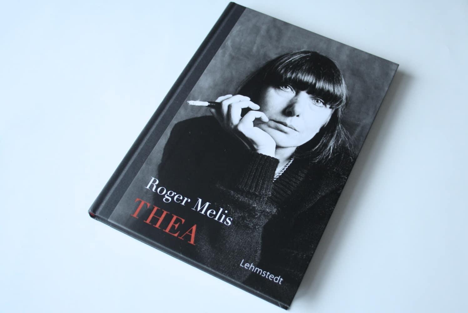 Roger Melis: Thea. Foto: Ralf Julke