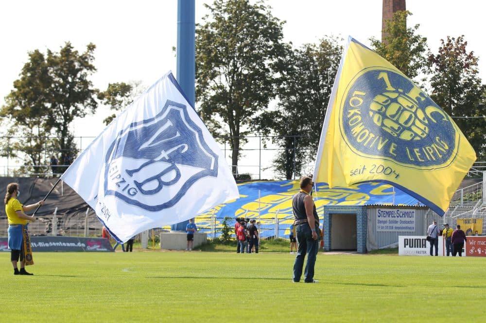 Die Fusion zwischen dem 1. FC Lok und dem VfB Leipzig soll die Traditionslinie schließen. Foto: Jan Kaefer