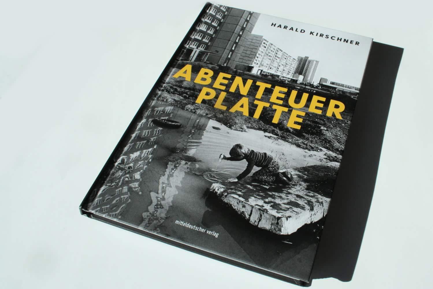 Harald Kirschner: Abenteuer Platte. Foto: Ralf Julke
