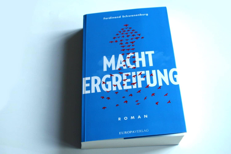 Ferdinand Schwanenburg: Machtergreifung. Foto: Ralf Julke
