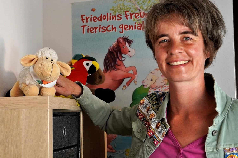 Julia Morgenthaler. Foto: privat