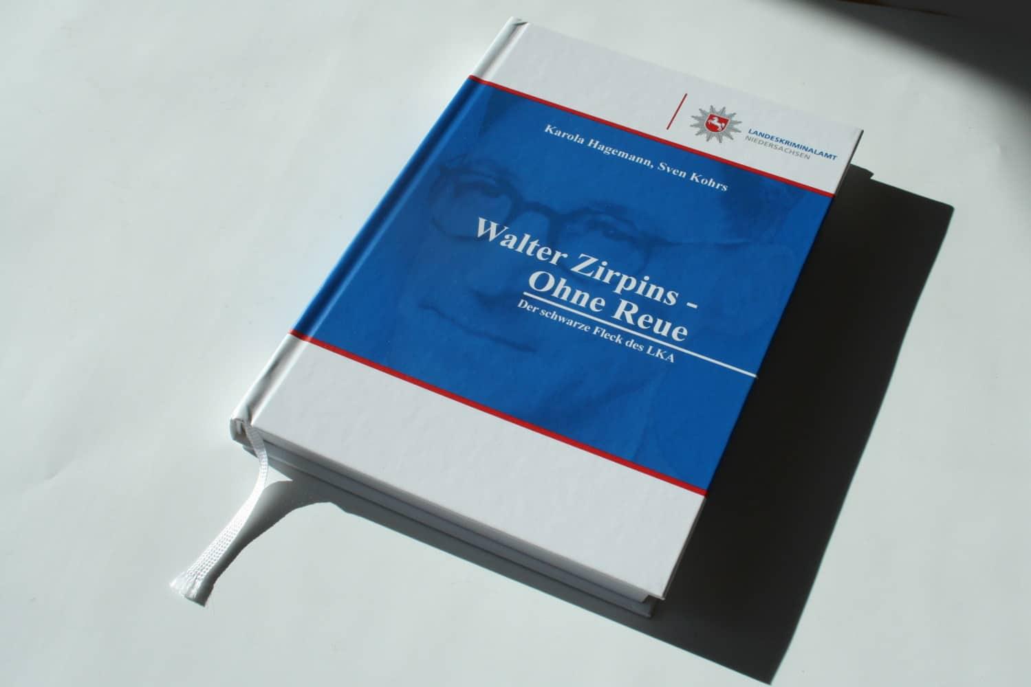 Karola Hagemann, Sven Kohrs: Walter Zirpins - Ohne Reue. Foto: Ralf Julke